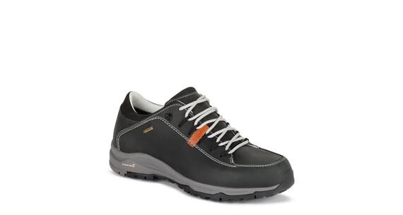 AKU Nemes FG Low GTX Shoes Unisex Dark Grey/Black